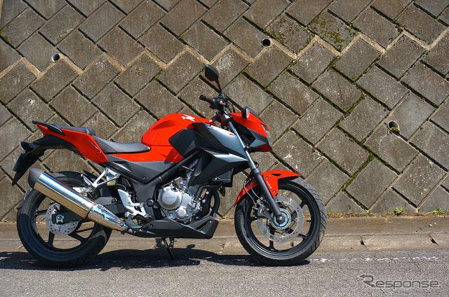 本田与泰国精诚合作推街头霸王摩托车CB25