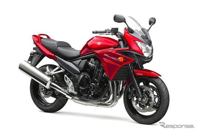 【型车魅影·日系摩托】铃木改良新版摩托车B