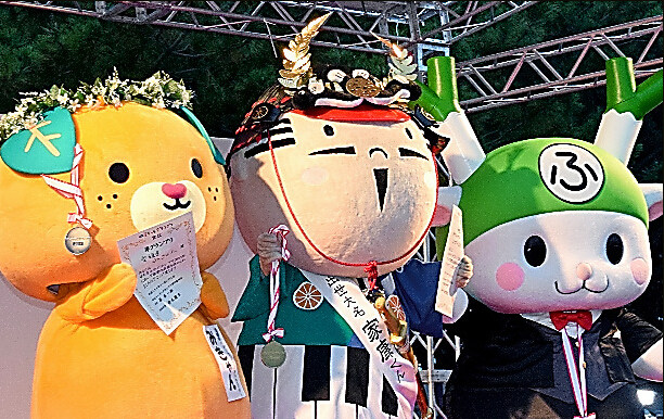 2015日本吉祥物大赛落幕