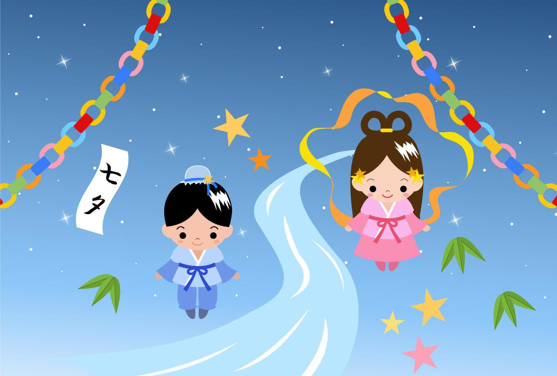 七夕 - Qixi Festival 2016 in Google Doodle